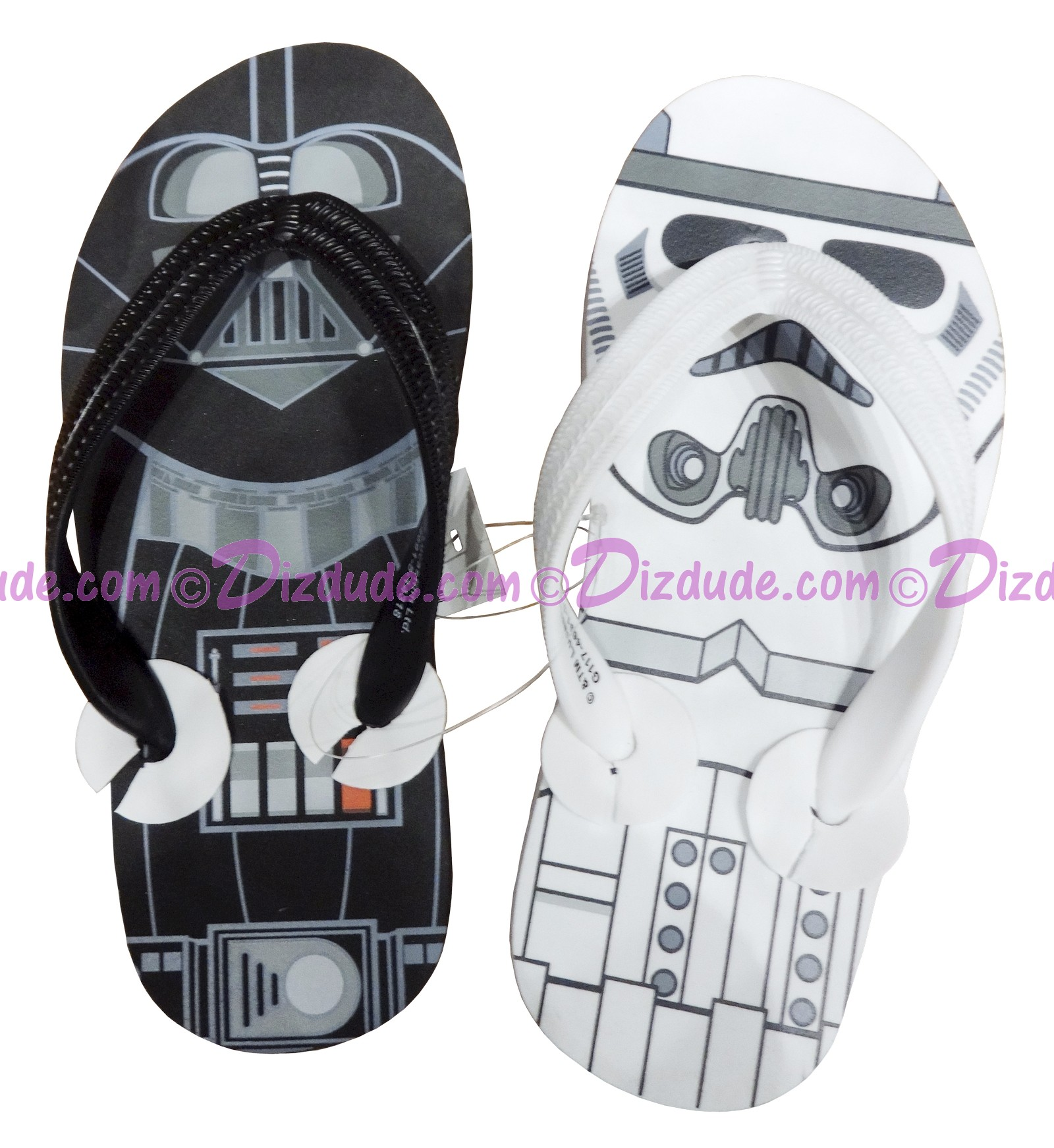 Disney Star Wars Youth Thongs (Flip Flops, Flip-Flops)