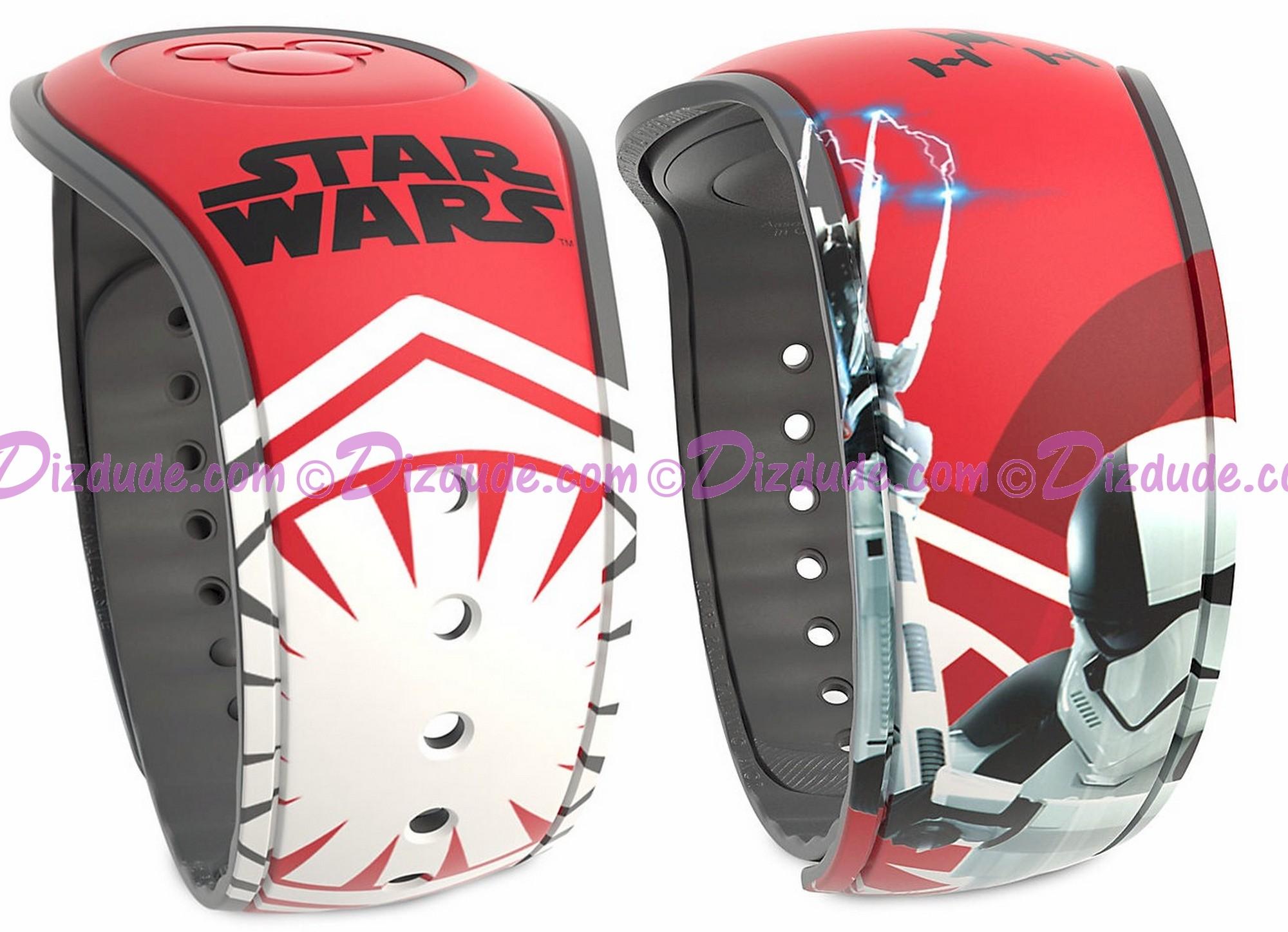Star Wars: The Last Jedi Judicial Stromtrooper Graphic Magic Band 2 - Disney World Exclusive © Dizdude.com