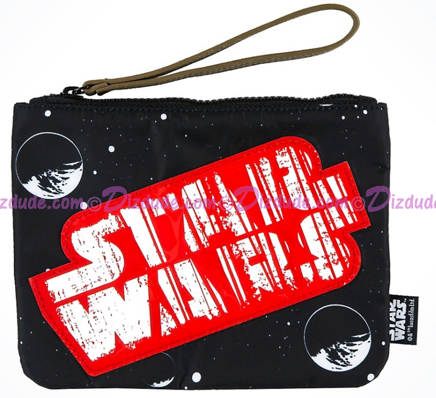 Disney Star Wars Episode VIII: The Last Jedi Wristlet © Dizdude.com