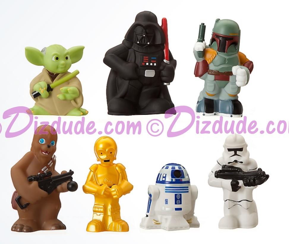 Disney Star Wars Toddlers 7 Piece Play Set © Dizdude.com