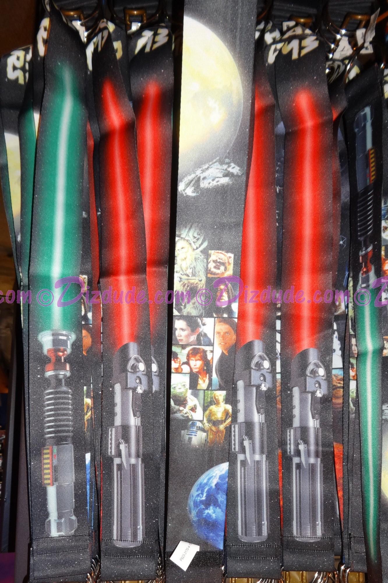Star Wars Reversible Lanyard - Disney Star Wars Weekends 2015 © Dizdude.com
