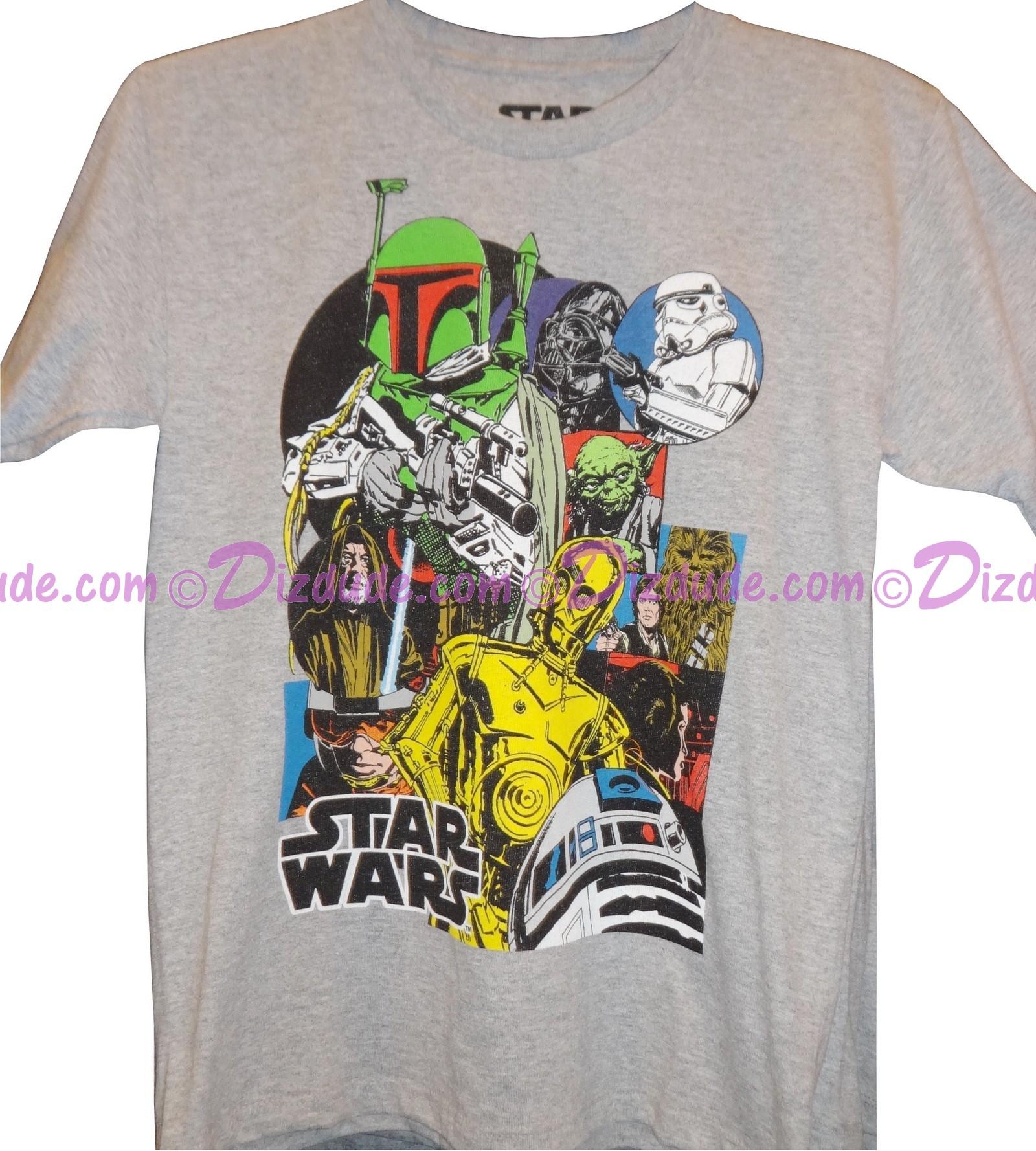 Disney Star Wars Youth T-Shirt (Tshirt, T shirt or Tee) © Dizdude.com