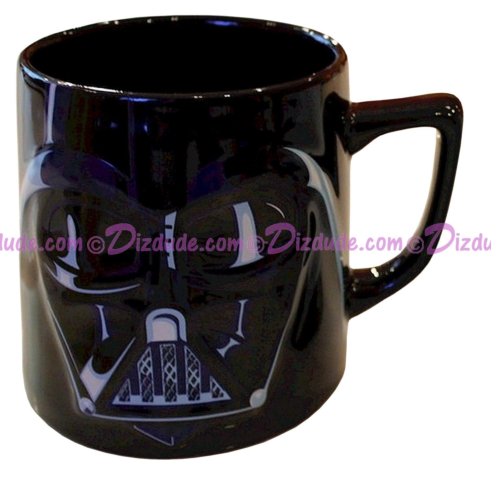 Darth Vader Disney Star Wars Character Mug © Dizdude.com