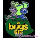 Countdown to the Millennium Series Pin #17 (A Bug's Life)