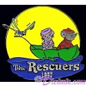 Countdown to the Millennium Series Pin #35 (The Rescuers - Bernard, Bianca & Evinrude)