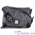 Dooney & Bourke - Disney Haunted Mansion Wallpaper Crossbody Pouchette Handbag
