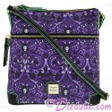 Dooney & Bourke - Disney Haunted Mansion Madame Leota Crossbody Letter Carrier Handbag