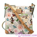 Dooney & Bourke Sketch Cross Body Bag - Disney World Exclusive