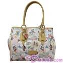 Dooney & Bourke Sketch Large Tote Handbag - Disney World Exclusive