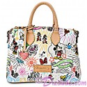 Disney Dooney & Bourke Sketch Crossbody Satchel