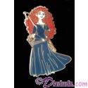 Brave Princess Merida collector Pin