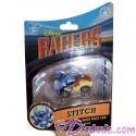 Stitch Disney Racer Die-Cast Metal Body Race Car 1/64 Scale