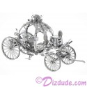 Disney Cinderella's Carriage 3D Metal Model Kit - Disney Exclusive