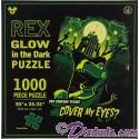 Disney's Rex from Toy Story Glow In The Dark 1000 Piece Jigsaw Puzzle