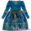 BRAVE Princess Merida's Hero Dress