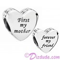 Disney Pandora Mother & Friend Silver Charm - Mothers Day Collection 2015