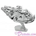 Disney Star Wars Millennium Falcon 3D Metal Model Kit