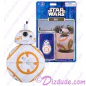 Star Wars The Force Awakens BB-8 Astromech Droid - Disney World DROID FACTORY Action Figures 3¾ Inch