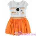Star Wars BB-8 Youth Dress - Disney Star Wars
