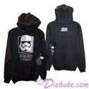 Disney Star Wars: The Force Awakens Adult Hoodie Printed Front & Back