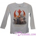 Rogue One Rhinestone Rebel Youth T-Shirt (Tshirt, T shirt or Tee) - Disney's Star Wars