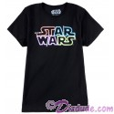 Star Wars Lightsaber Adult T-Shirt (Tshirt, T shirt or Tee) - Disney's Star Wars