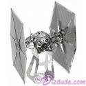 The Force Awakens Special Forces TIE Fighter 3D Metal Model Kit ~ Disney Star Wars