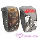 Star Wars: The Last Jedi Chewbacca & Porgs Graphic Magic Band 2 - Disney World Exclusive