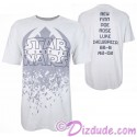 The Resistance Adult T-Shirt (Tshirt, T shirt or Tee) - Disney Star Wars Episode VIII: The Last Jedi