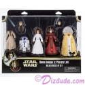 Disney Star Wars Queen Amidala and Princess Leia Deluxe Fashion Play Set