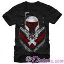Star Wars Boba Fett - No Threats Only Promises Adult T-Shirt (Tshirt, T shirt or Tee)
