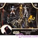 Star Wars Prequel Collection Collectible Figures ~ Disney Star Wars Weekends 2015