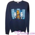Disney WonderGround Gallery Star Wars Chewbacca Adult Pullover Sweatshirt