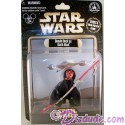 RARE - Donald Duck as Darth Maul Action Figure in Sneak Preview Packaging from Disney Star Wars Weekend 2012 Wave 6 Limited Edition 600