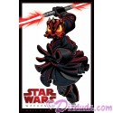 Star Wars Weekends 2012 event logo poster