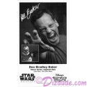 Dee Bradley Baker the voice of Captain Rex Presigned Official Star Wars Weekends 2014 Celebrity Collector Photo