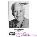 Jeremy Bulloch who played Boba Fett Presigned Official Star Wars Weekends 2014 Celebrity Collector Photo