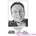 Warwick Davis who played The Ewok Wicket W. Warrick Presigned Official Star Wars Weekends 2014 Celebrity Collector Photo