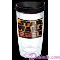 Star Wars REBELS Recruitment Event Attendee Tumbler Limited Edition - Disney Star Wars Weekends 2014