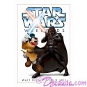 Star Wars Weekends 2011 event poster double Disney artist autographed by the 2 artists who created it