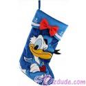 Disney Donald Duck Plush Christmas Stocking