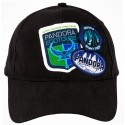 Avatar Explore The World Of Pandora Badges Baseball Hat - Disney Pandora – The World of Avatar