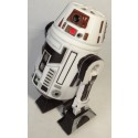 R6 White & Brown Astromech Droid 2016 Series 2 from Disney Star Wars Build-A-Droid Factory ~ Pick-A-Hat