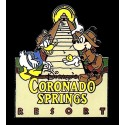 Walt Disney World - Coronado Springs Resort Pin Pre 2000