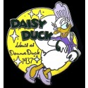 Countdown to the Millennium Series Pin #48 (Daisy Duck)