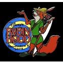 Countdown to the Millennium Series Pin #55 (Robin Hood)