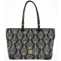Dooney & Bourke - Jack Skellington Shopper Tote Handbag - The Nightmare Before Christmas