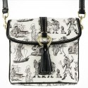 Dooney & Bourke - Pirates of the Caribbean Crossbody Letter Carrier Handbag - Disney World Exclusive
