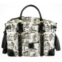 Dooney & Bourke - Pirates of the Caribbean Satchel Handbag - Disney World Exclusive