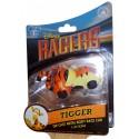 Tigger Disney Racer Die-Cast Metal Body Race Car 1/64 Scale